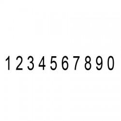 Numerador 10 cifras