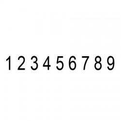 Numerador 9 cifras