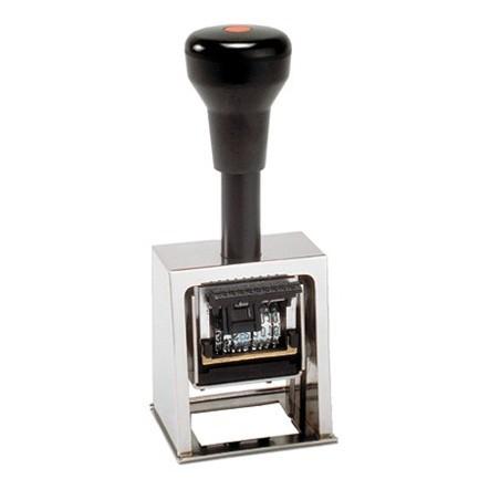 Fechador con placa 35 x 20 mm.