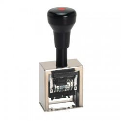 Fechador con placa 29 x 5 mm.