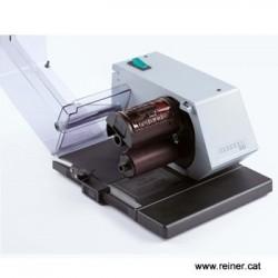 Datadora electrònica amb placa de texte 60x35 mm.