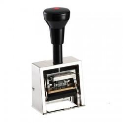 Fechador con placa 45 x 25 mm.