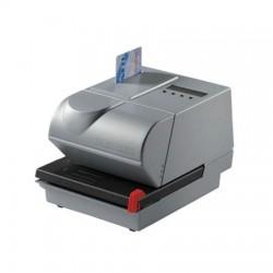 fechadora electrónica con placa de texto 42x30 mm.