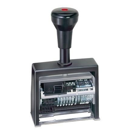 Numerador fechador