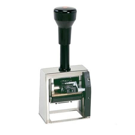 Numerador con placa 50 x 30 mm